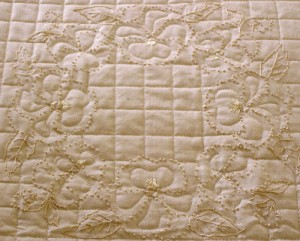 Candlewick Quilt