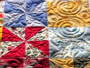 contemporary quilt