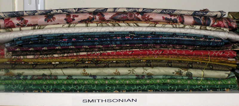 RJR Smithsonian Fabric