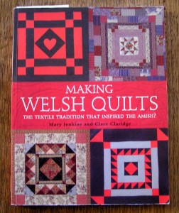 Making Welsh Quilts, Mary Jenkins & Clare Claridge