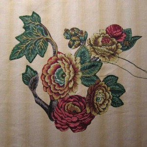 Sarah Morrell block using RJRs Smithsonian ~ Rising Sun Quilt 'Potpourri' #2200-1