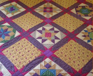 Image of Dylan's quilt