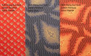 Image of Rising Sun fabrics