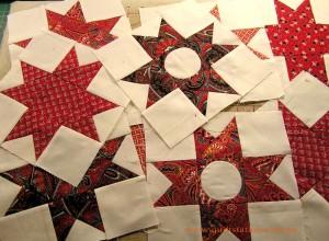 image of star blocks