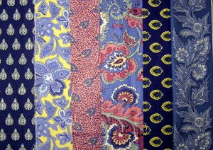 image of provencal paisleys