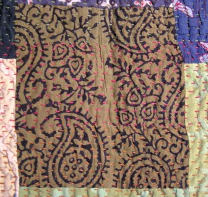 image of Modern Indian Quilt