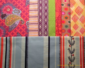 image of Contemporary and Snazzy fabrics