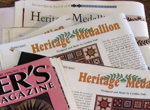 image of Heritage Medallion project