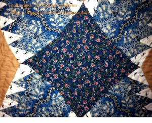 image of wendy's quilt detail