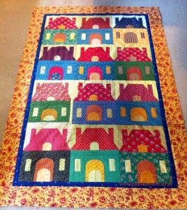 image of House Quilt