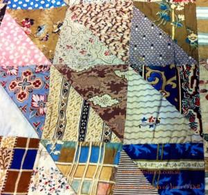 iamge of Prussian Blue fabrics