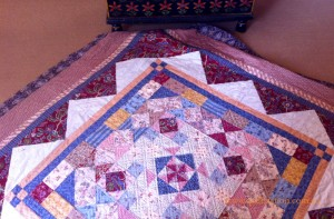 image of Welsh Quilt