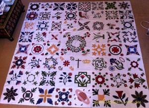 image of Maltaville quilt