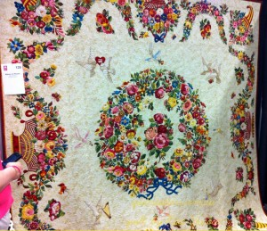 image of Album of Roses quilt