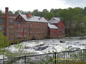 image of New England Mill