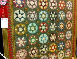 image of The Compass Quilt