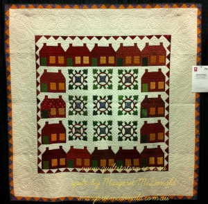 image of Margaret McDonald quilt