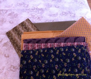 image of Fabric choices
