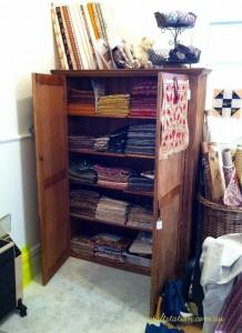 image of Fabric cupboard