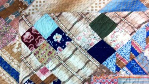 image of 1833 Frame quilt detail