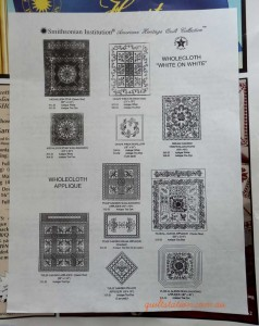 image of Quilt kits available