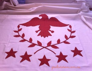 image of Eagle Quilt