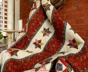 image of Stars and Stripes quilt