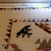 image of Sail Boats crib quilt