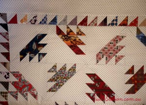 image of Sail Boats quilt