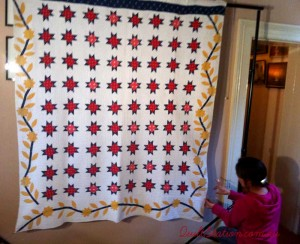 image of tweaking quilts