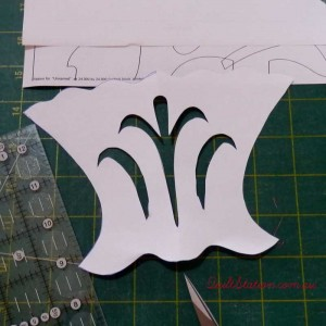 image of paper cutting