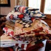 image of A Stack of Quilts