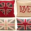 image of union jack pillows