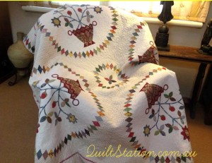image of Amelie quilt