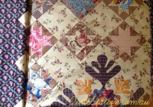 image of repro quilt