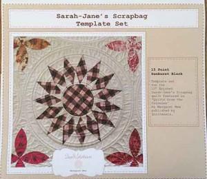 Sarah-Jane's Scrapbag Template Set