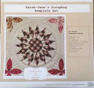 image of Sarah-Jane's Scrapbag Template Set