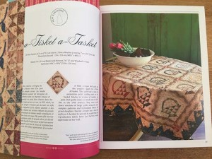 image of A Tisket A Tasket