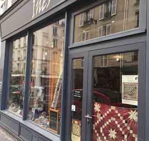 image of Ines, La Boutique du Patchwork