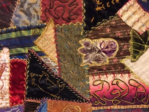 image of Crazy Quilt 1887 - 1918