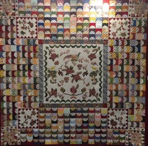 Mis Hitchens' Whimsy 'Quilts from the Colonies