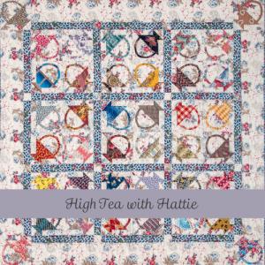 HIgh Tea with Hattie Templates